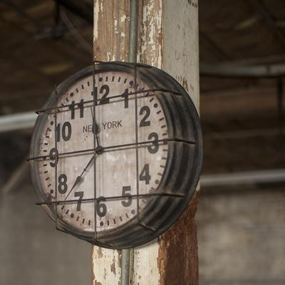 Tailored Haven Caged Clock