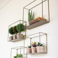 Eliza Box Shelves