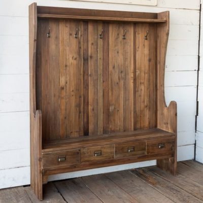 Mudroom Bench 3