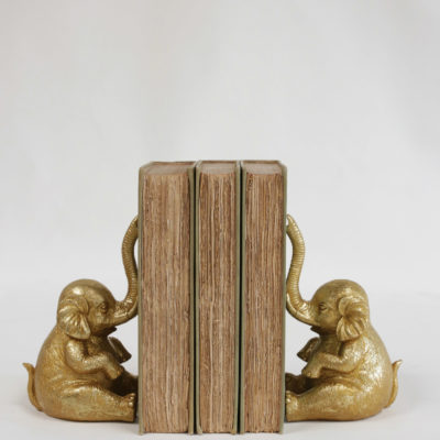 Gold & Glam Bookends 75