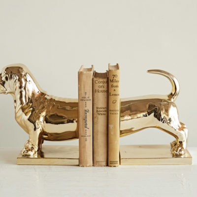 Golden Boy Bookends 102
