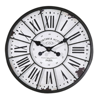 Time Defined Clock 10
