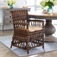 Farmhouse Plantation Chair