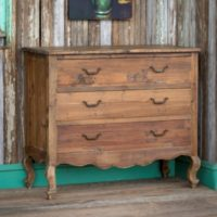 Pine Orleans Chest