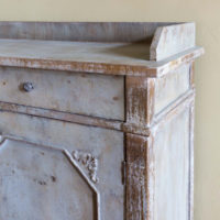 Painted Butlers Cabinet
