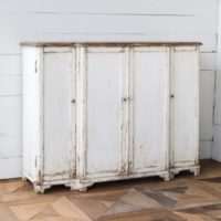 Painted Grand Entrance Cabinet