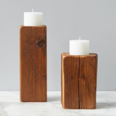 Cordoba Candle Pillar, Set of 2 273