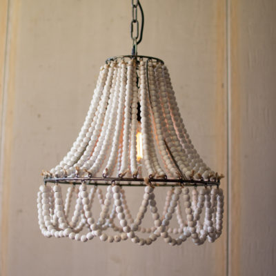Tailored Haven Beaded Chandelier 8