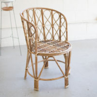 Tailored Haven Bamboo Chair