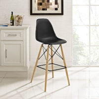 Tailored Haven Barstool - Black