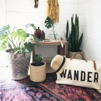 WANDER Canvas Bag