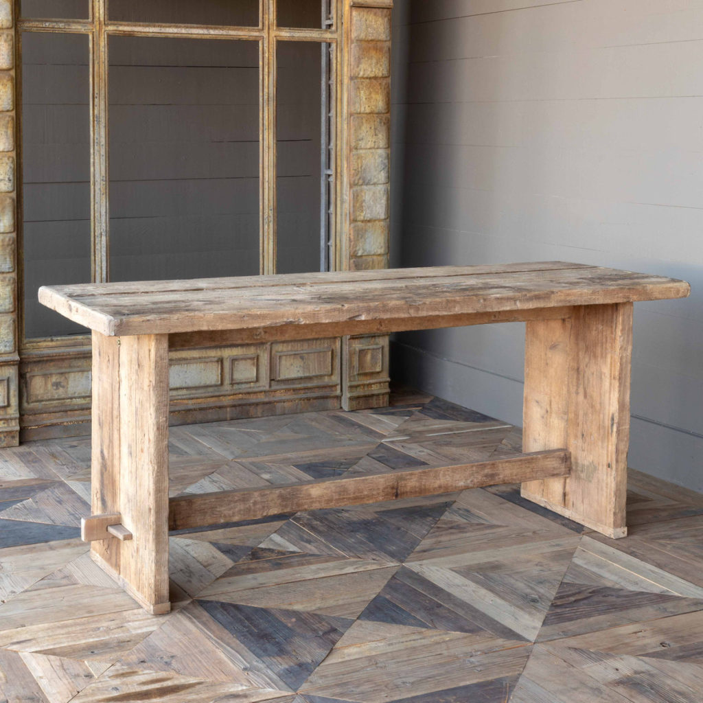 Primitive Prairie Table