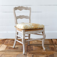 French Quarter Dining Chair Pair