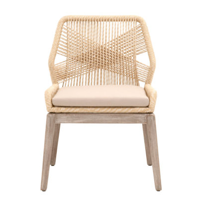 Loom Dining Chair | Set of 2