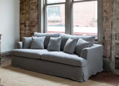 Parker Slip Cover Sofa