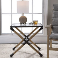 Braddock Coastal Accent Table