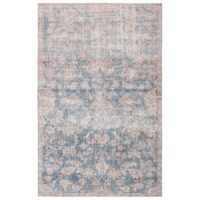Bardia Indoor/Outdoor Oriental Area Rug