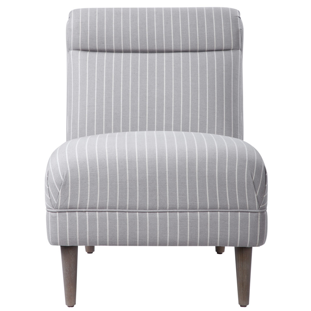 Grenada Light Gray Accent Chair