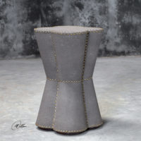 Maisy Quatrefoil Accent Table