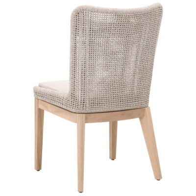 Mesh Outdoor Dining Chair, Set of 2