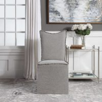 Narissa Armless Chairs, Set Of 2