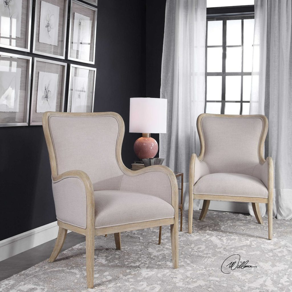 Shantel Wing Chair