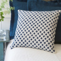 Avery Embroidered Pillow