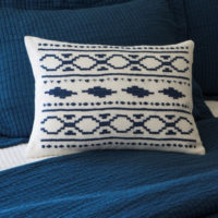 Hand Embroidered Mila Pillow Collection